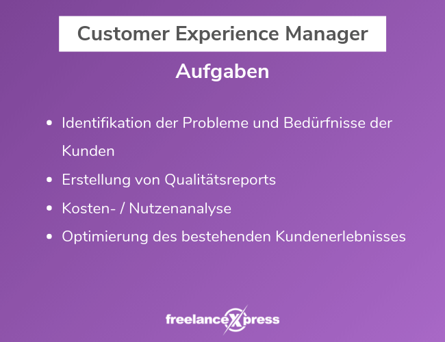 customer-experience-manager-aufgaben