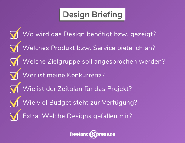 Design Briefing