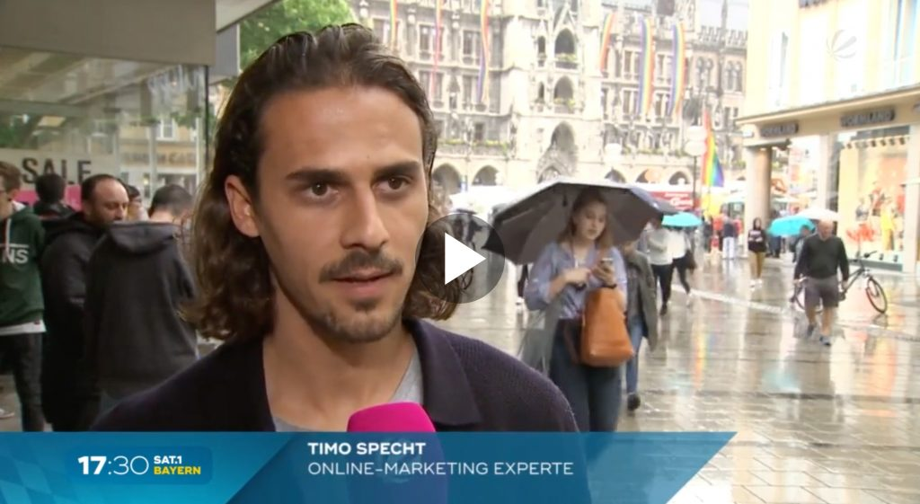 SEO Interview Timo